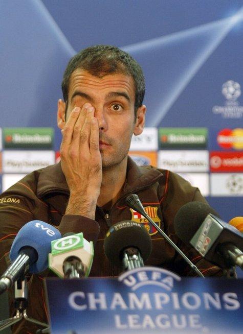 Josepas Guardiola (nuotr. SCANPIX)