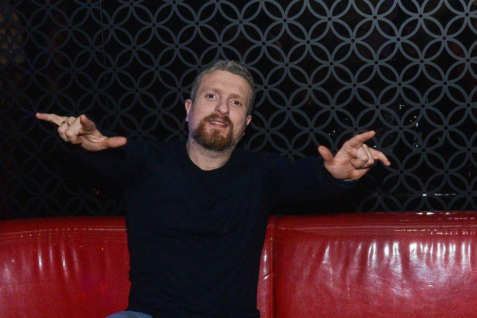 Deivydas Zvonkus (nuotr. Fotodiena.lt)
