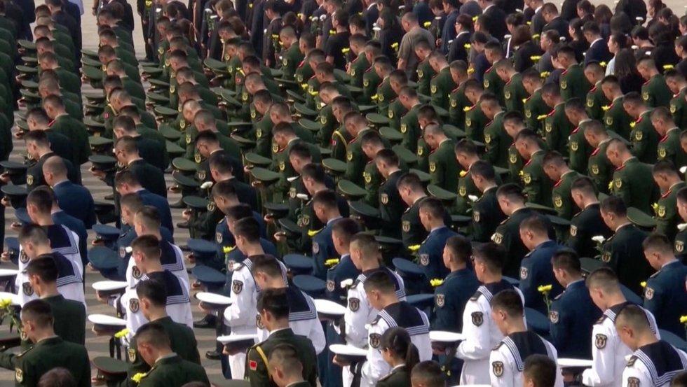Komunistinės Kinijos jubiliejus