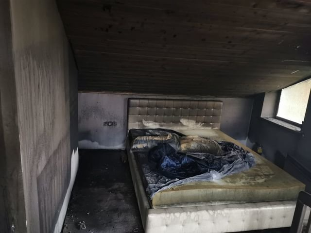 Siaubo viešbučio savininkus ištiko nelaimė