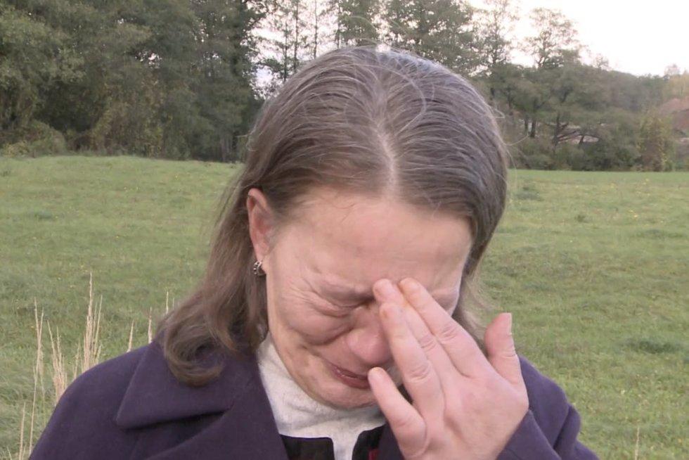 Nesuvokiamas šeimos karas dėl vaiko: močiutei uždraudė matyti savo anūką