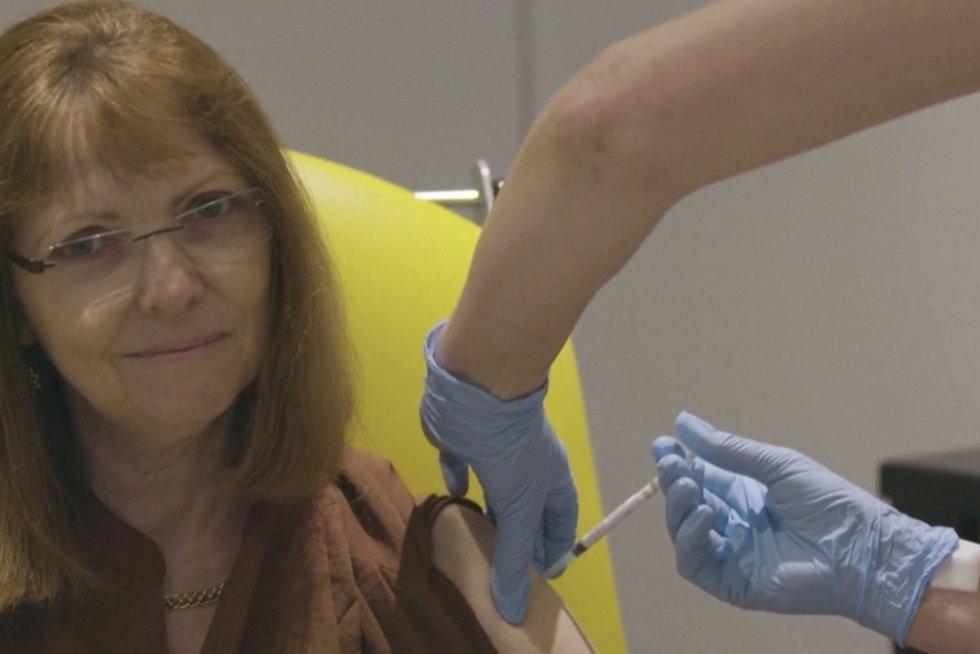 Vakcina (nuotr. stop kadras)