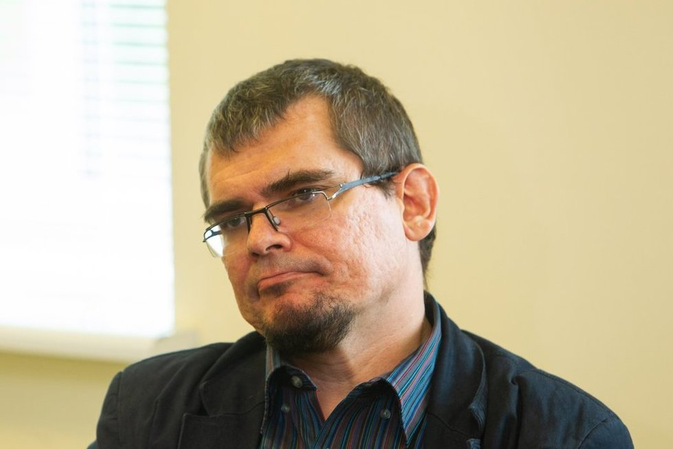 Emilis Vėlyvis (Fotobankas)