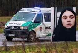Šiaulių policija prašo visuomenės pagalbos ieškant dingusios paauglės