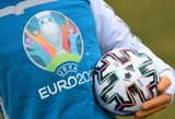 Italijos futbolo federacija prašys nukelti Europos čempionatą
