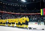 Atšaukiamas pasaulio ledo ritulio čempionatas