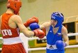 Vilniuje prasidėjo tarptautinis Pozniako bokso turnyras