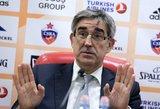 Eurolyga tikisi užbaigti sezoną, žaidėjų prašoma nevykti namo