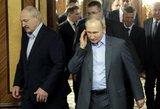Rusija perspėja Turkiją nepulti Sirijos pajėgų