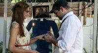 Vestuvės (nuotr. stop kadras)