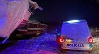 Kauno mariose nuskendo automobilis (nuotr. Kas vyksta Kaune)