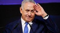 B. Netanyahu (nuotr. SCANPIX)