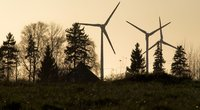 Vėjo energetika (nuotr. Fotodiena.lt/Audriaus Bagdono)