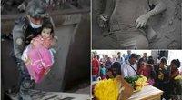 Gvatemaloje ugnikalnio išsiveržimo aukų padaugėjo iki 73 (nuotr. SCANPIX)