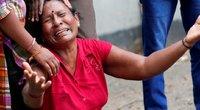 Tragedija Kolombe (nuotr. SCANPIX)