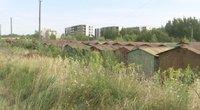 Sostinėje netrukus neliks ir dar vieno sovietinio palikimo – metalinių garažų