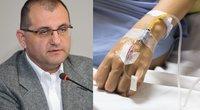 Profesorius V. Kasiulevičius pateikė patarimus lietuviams  (tv3.lt fotomontažas)