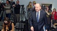 TS-LKD pirmininkas A. Kubilius (nuotr. Fotodiena.lt/Dmitrijaus Radlinsko)