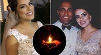 Nėščia nuotaka mirė pakeliui į savo vestuves (nuotr. Instagram)