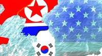 Korėjos pusiasalis (nuotr. 123rf.com)