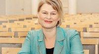 Loreta Andziulienė viena pirmųjų išbandė Kauno klinikų Gama peilį  (nuotr. asm. archyvo)
