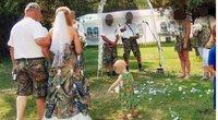 Internautai išjuokė vestuves (nuotr. facebook.com)