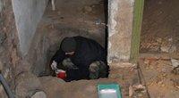 Utenos rajone rasta partizano A. Kraujelio-Siaubūno slėptuvė (nuotr. Organizatorių)