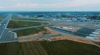 Vilniaus oro uostas (bendrovės nuotr.)