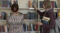 Bibliotekininkai pasibaisėję dėl reikalavimo laikyti egzaminą: grasina baudomis arba darbo netekimu (nuotr. stop kadras)