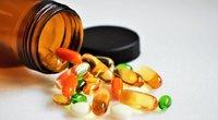 Vitaminai (nuotr. Shutterstock.com)