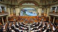 Šveicarijos parlamentas (nuotr. SCANPIX)