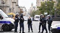 Paryžiaus policija (nuotr. SCANPIX)