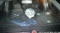 Teismui perduota Vilniuje sugyventinę žiauriai nužudžiusio vyro byla (nuotr. Policijos)