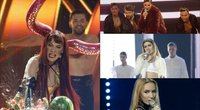 """""""Eurovizijos"""" finalistai apie Lolita Zero (nuotr. tv3.lt)"""