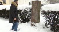Sostinės žydų bendruomenė pagerbė Holokausto aukas: tragedija lydi iki šiol (nuotr. stop kadras)