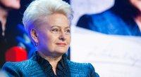 D. Grybauskaitė (nuotr. Fotodiena/Justino Auškelio)