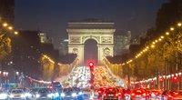 Paryžiaus gatvė (nuotr. Fotolia.com)