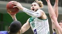 Isaia Cordinier. (nuotr. Euroleague Basketball)