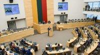 Seimas (nuotr. Fotodiena/Justinas Auškelis)