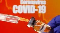 Vakcina (nuotr. SCANPIX)