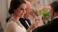 Besilaukianti K.Middleton tapo sensacija: dieviška suknia nuginklavo visus kritikus (nuotr. SCANPIX)