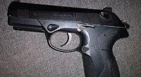 Šaunamasis ginklas (nuotr. Policijos)
