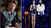 """Sasha Song nepasirodė """"Eurovizijos"""" nacionalinėje atrankoje (tv3.lt fotomontažas)"""