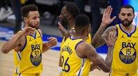 """Golden State Warriors"". (nuotr. SCANPIX)"