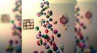 Moteris, vardu Robyn, vienoje namų dekoro ir įvairių gudrybių grupėje feisbuke pasidalino savo sumanymu ir sulaukė fantastiškų reakcijų  (nuotr. facebook.com)