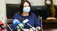 VRK apie 2020 metų Seimo rinkimus, Loreta Ašoklienė (nuotr. Fotodiena/Justino Auškelio)