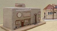Pažvelgė į desertus kitaip: iš saldumynų sukūrė architektinius statinius (nuotr. stop kadras)