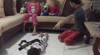 Parodė neįprastą vaikų auklėjimo metodą: būdas sukėlė diskusijų audrą