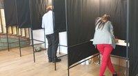 Išankstiniai rinkimai. (nuotr. stop kadras)