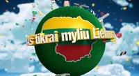 """""""Aš tikrai myliu Lietuvą"""" (nuotr. Organizatorių)"""